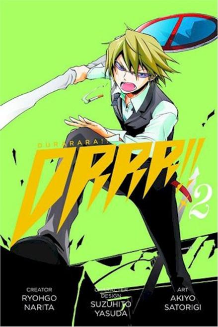 Durarara!! Graphic Novel 02