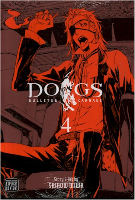 Dogs: Bullets & Carnage Graphic Novel Vol. 04