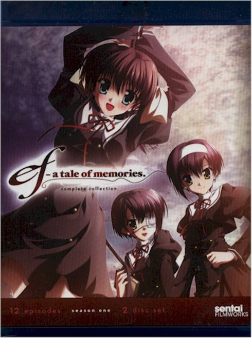 Ef~A Tale of Memories Blu-ray Complete Collection