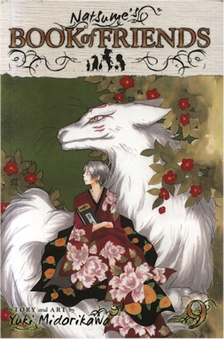 Natsume's Book of Friends Graphic Novel Vol. 09