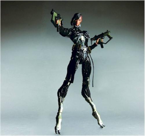 Deus Ex Human Revolution Yelena Fedorova Kai AF