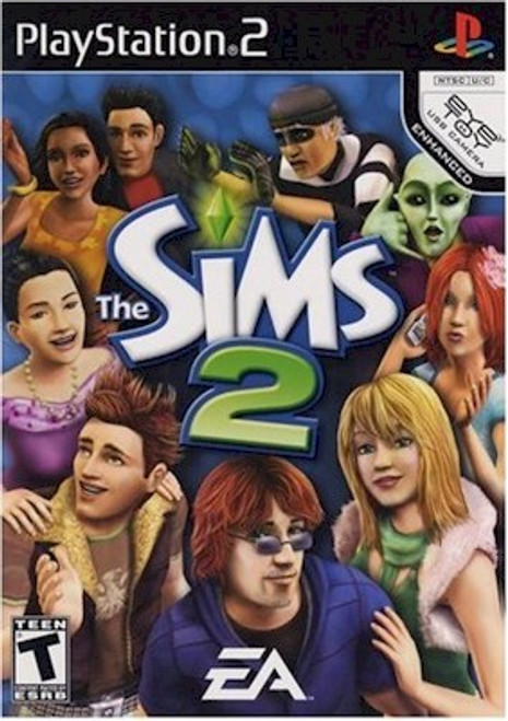 Sims 2 (PS2) (Used)