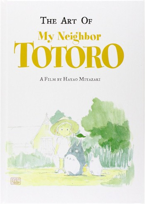 The Art of My Neighbor Totoro Art Book (HC)