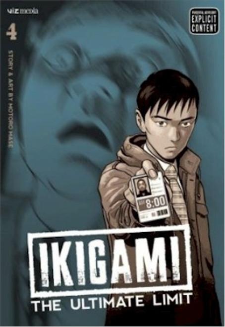 Ikigami Graphic Novel 04