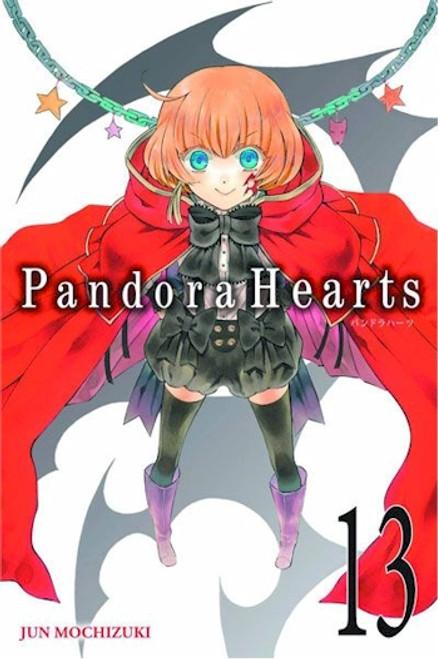 Pandora Hearts Graphic Novel 13