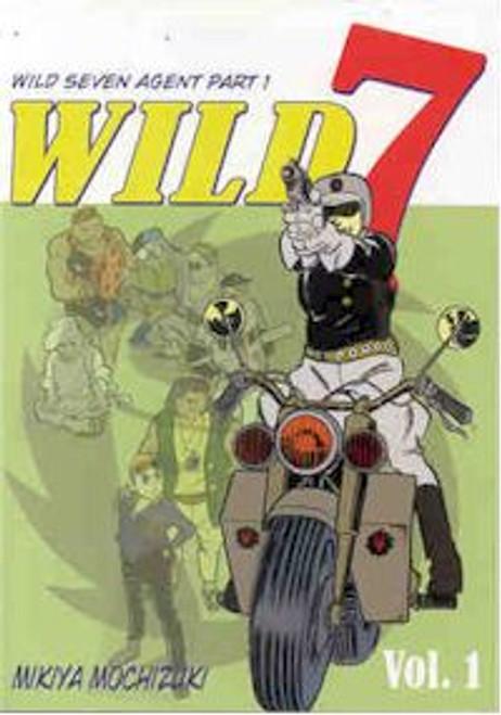 Wild 7 Graphic Novels Vol. 01