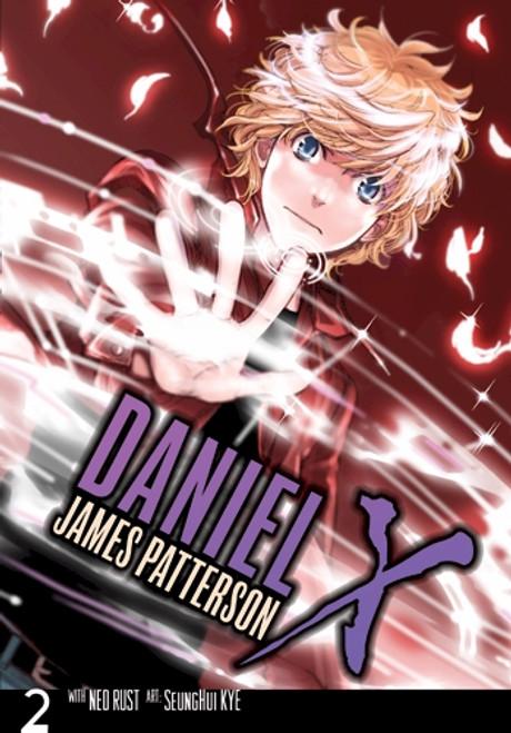 Daniel X Graphic Novel 02