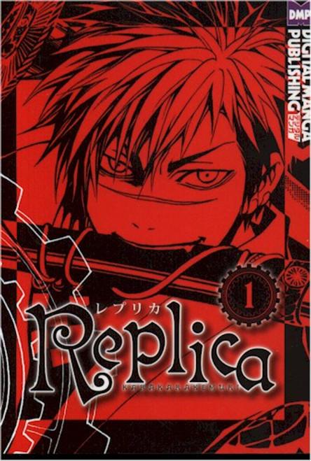 Replica Graphic Novel Vol. 01