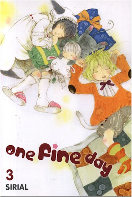 One Fine Day Graphic Novel 03