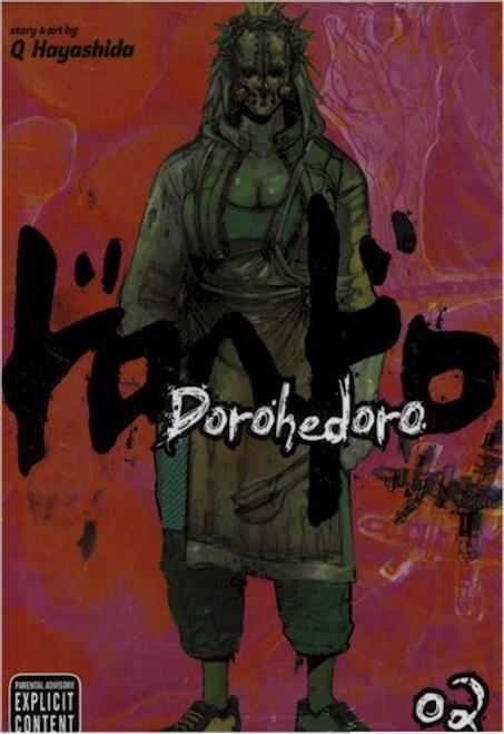 Dorohedoro Graphic Novel Vol. 02