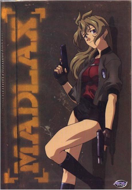 Madlax DVD Artbox w/v.01