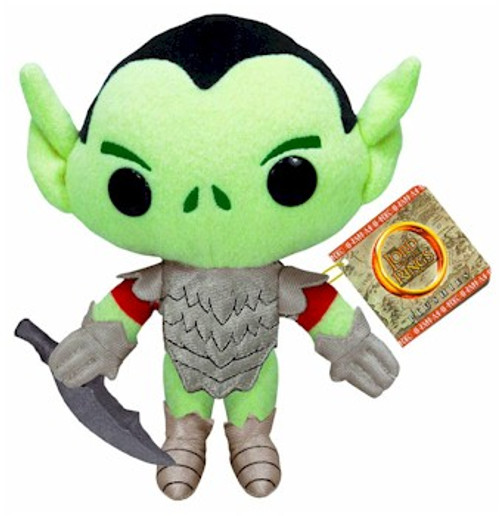 Lord of the Rings Plush Doll Orc 7""