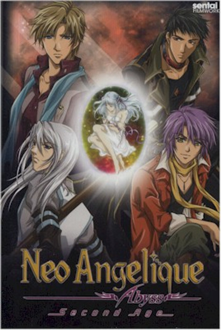 Neo Angelique Abyss DVD Season 2