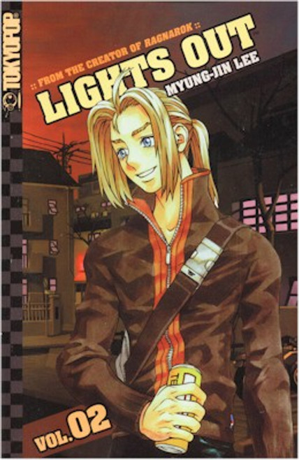 Lights Out Graphic Novel 02 (Used)