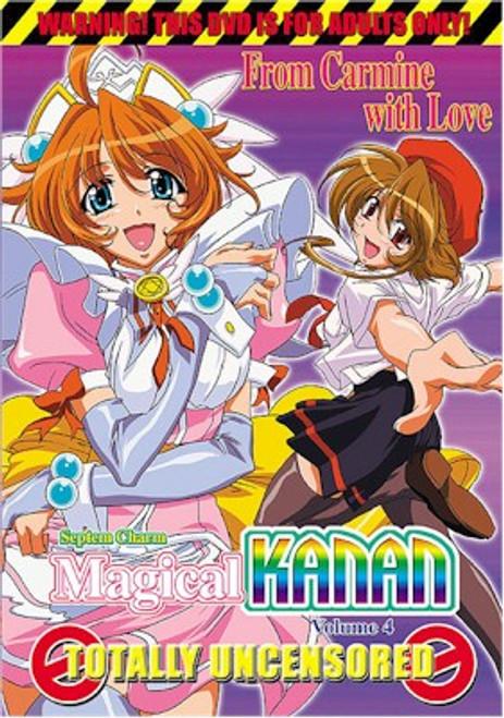 Magical Kanan Vol. 04 DVD