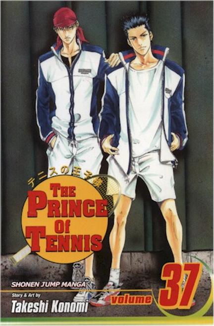 Prince of Tennis Graphic Novel 37