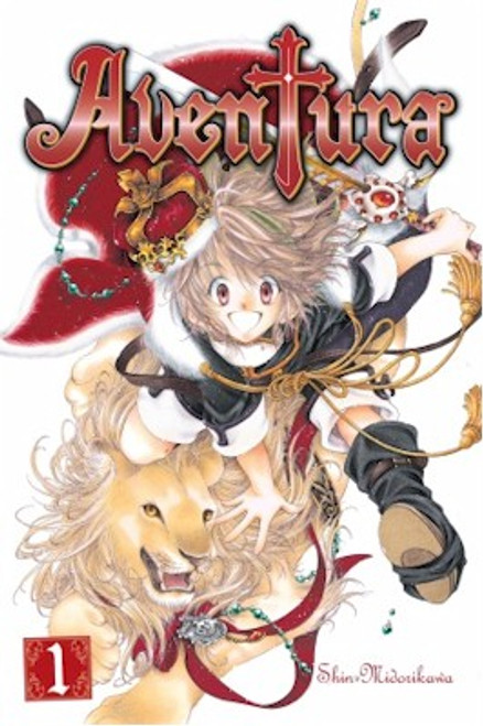 Aventura Graphic Novel 01