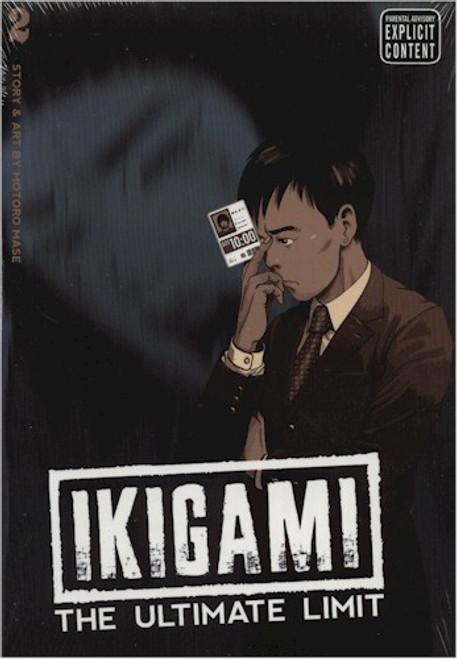Ikigami Graphic Novel 02