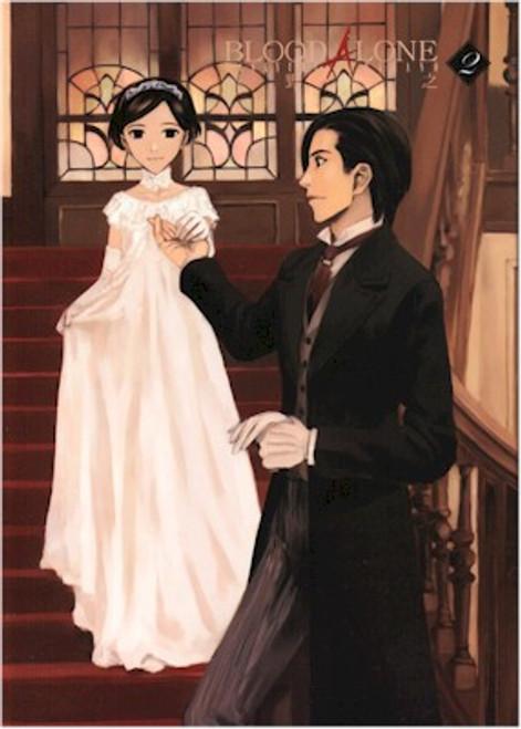 Blood Alone Graphic Novel 02