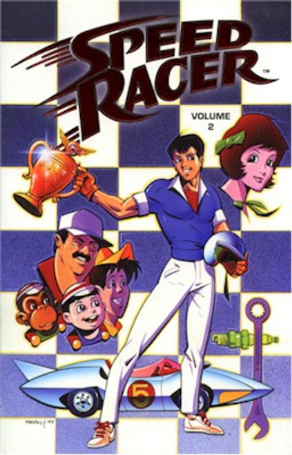 Speed Racer Graphic Novel 02 (IDW)