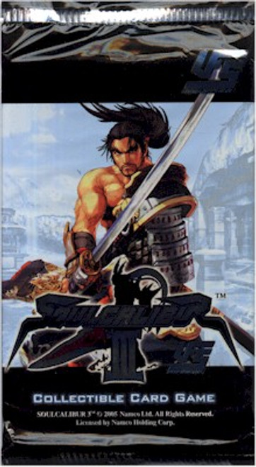 Soulcalibur III Collectible Card Game Booster Pack