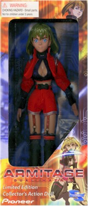 Armitage: Dual Matrix Figure - Naomi