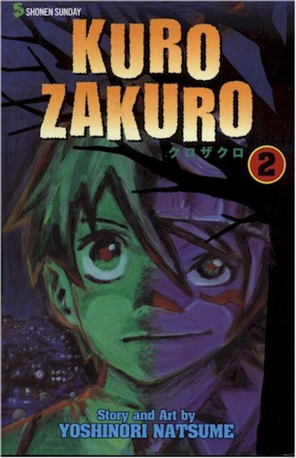 Kurozakuro Graphic Novel 02
