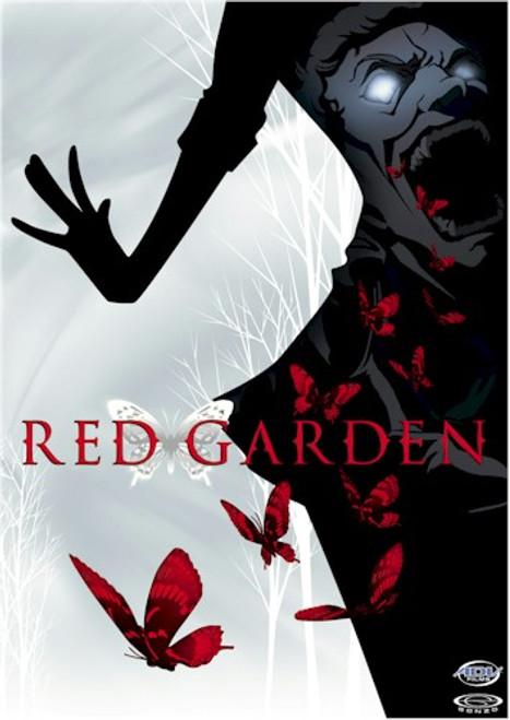 Red Garden DVD Artbox w/v.02