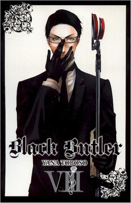 Black Butler Graphic Novel 08