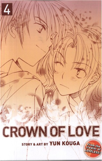 Crown of Love Graphic Novel Vol. 04