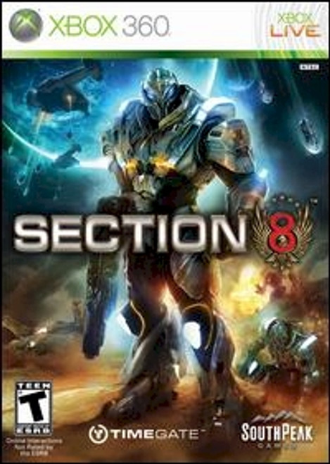 Section 8 (XBOX 360)
