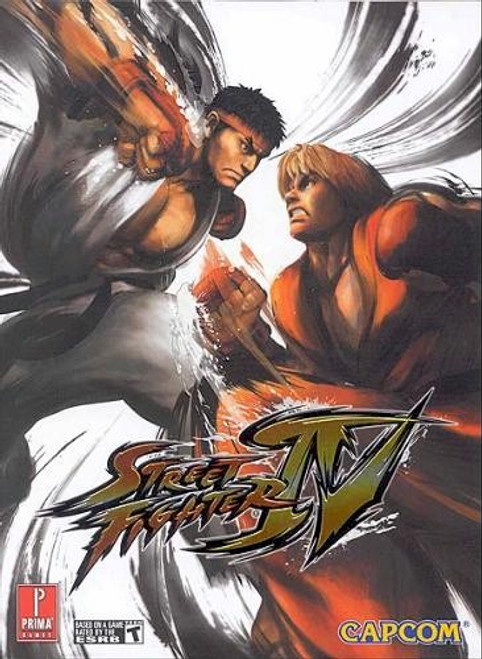 Street Fighter IV Prima Official Game Guide
