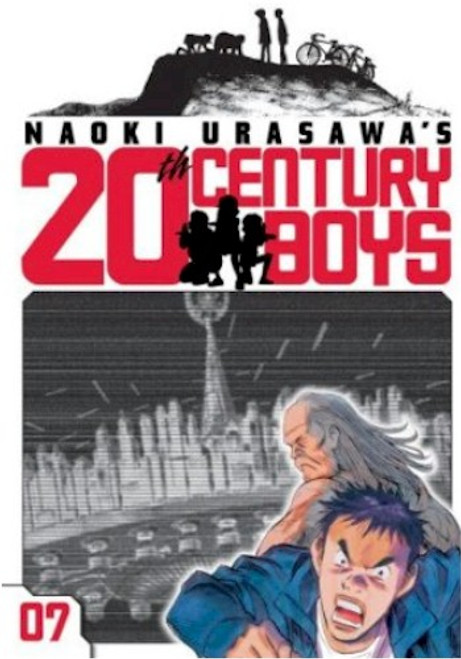 20th Century Boys Graphic Novel 07