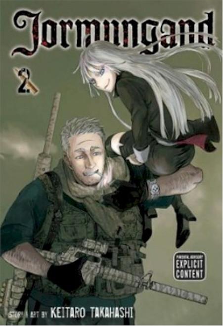 Jormungand Graphic Novel Vol. 02