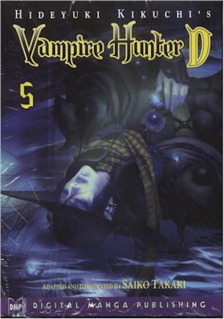 Vampire Hunter D Graphic Novel 05