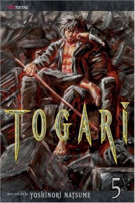 Togari Graphic Novel 05