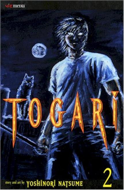 Togari Graphic Novel 02