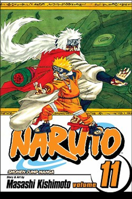 Naruto Graphic Novel Vol. 11