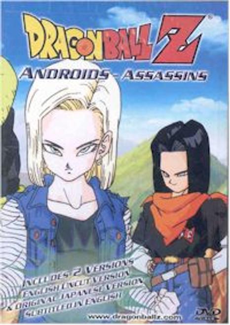 Dragon Ball Z TV 37 : Android - Assassins