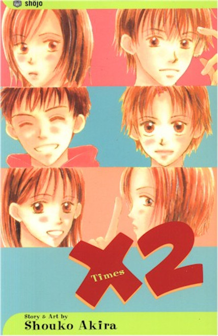 Times Two Graphic Novel 01