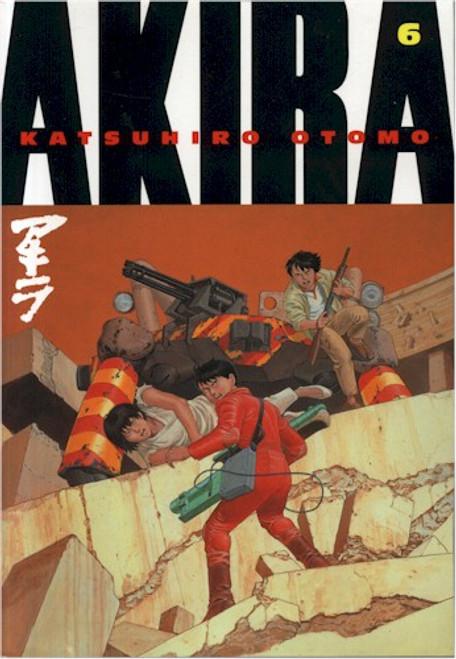 Akira Graphic Novel Vol. 06 (Del Rey)