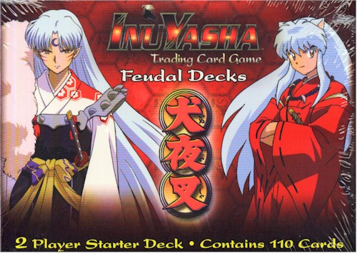 Inuyasha TCG Feudal Decks