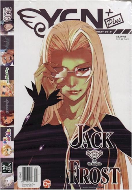Yen Plus Magazine Graphic Novel 19 February 2010