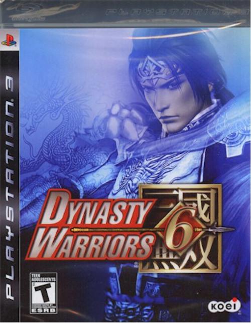 Dynasty Warriors 6 (PS3)