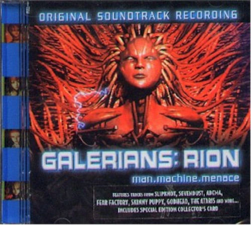 Galerians: Rion Original Soundtrack (Used)