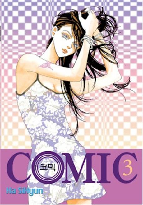 Comic Graphic Novel 03