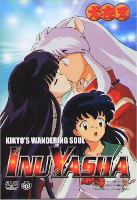 Inu-Yasha DVD Vol. 08