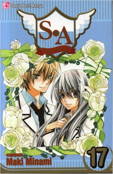 S.A Graphic Novel 17