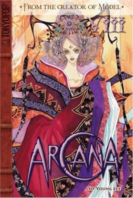 Arcana Graphic Novel Vol. 08