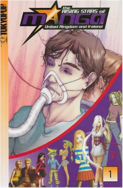Rising Stars of Manga UK and Ireland Graphic Novel 01